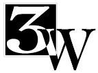 3W Equipment Logo