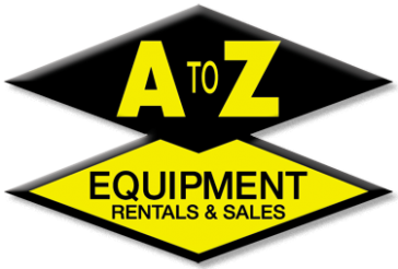 A to Z Equipment Logo