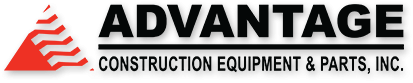 Advantage Construction Equipment Logo