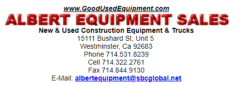 Albert Equipment Logo
