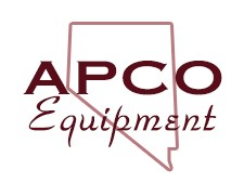 APCO Equipment Logo