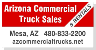 Arizona Commercial Truck Sales Logo