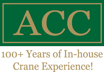 Atlantic Coast Cranes & Machinery Logo