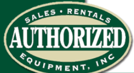 Authorized Equipment Logo