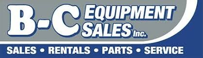 B-C Equipment Sales Logo