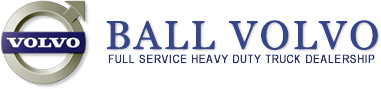 Ball Volvo Trucks Logo