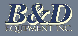 B&D Equipment Logo