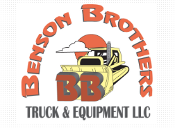 Benson Brothers Truck & Equipment Logo