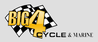 Big 4 Cycle & Marine Logo