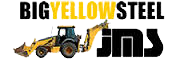 Big Yellow Steel Logo
