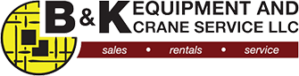 B&K Equipment Logo