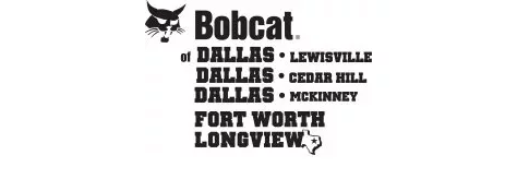 Bobcat of Dallas Logo