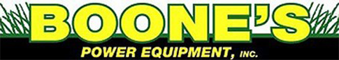 Boone's Power Equipment Logo