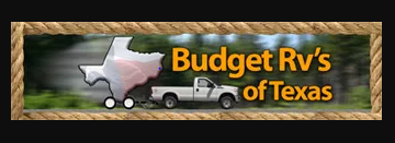 Budget RV's of Texas Logo