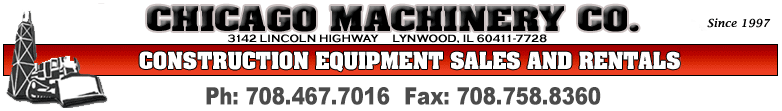 Chicago Machinery Logo