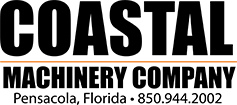 Coastal Machinery Logo