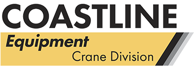 Coastline Equipment Crane Division Logo