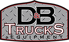 D&B Trucks & Equipment Logo