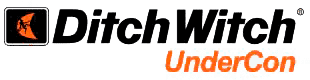 Ditch Witch UnderCon Logo