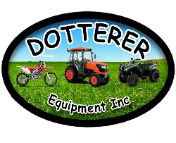 Dotterer Equipment Logo