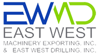 East West Drilling Logo