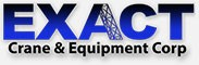 Exact Crane & Equipment Logo
