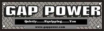 Gap Power Rentals Logo