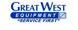 Great West Equipment Logo