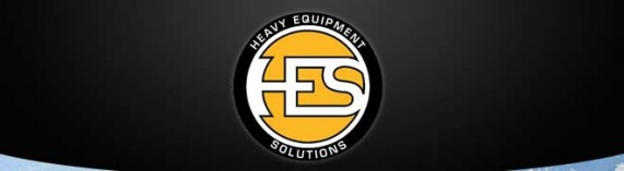 Heavy Equipment Solutions Logo