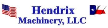 Hendrix Machinery Logo