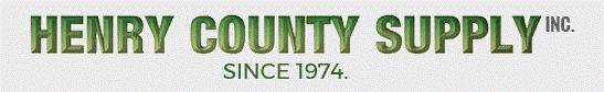 Henry County Supply Logo