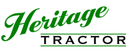 Heritage Tractor Logo