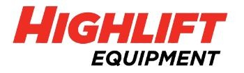 Highlift Equipment Logo