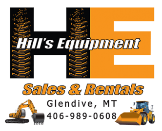 Hill's Equipment Logo