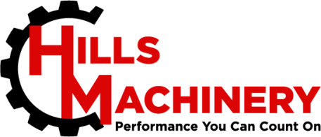 Hills Machinery Logo