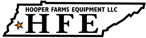 Hooper Farms Equipment Logo
