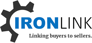 IronLink Equipment Logo