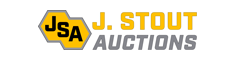 J Stout Auctions Logo