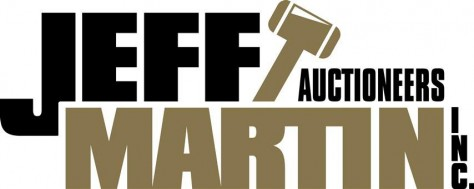Jeff Martin Auctioneers Logo