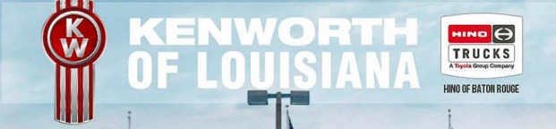 Kenworth of Louisiana Logo
