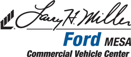 Larry H Miller Ford Logo