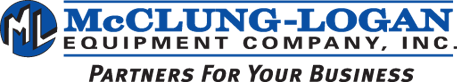 McClung-Logan Equipment Logo