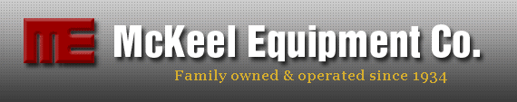 McKeel Equipment Logo