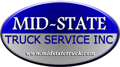 Mid-State Truck Service Logo