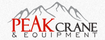 Peak Crane & Equipment Logo