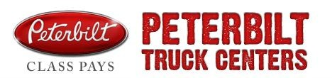 Peterbilt Truck Center Logo