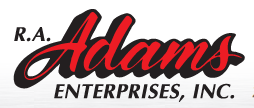 RA Adams Enterprises Logo
