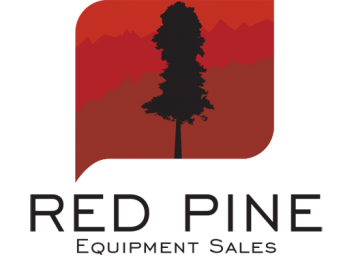 Red Pine Equipment Logo