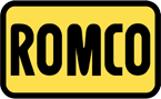 ROMCO Equipment Logo