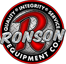 Ronson Equipment Logo